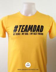 เสื้อวันพ่อ 2558 คอลเลคชั่น Father's Day T-shirts Collection