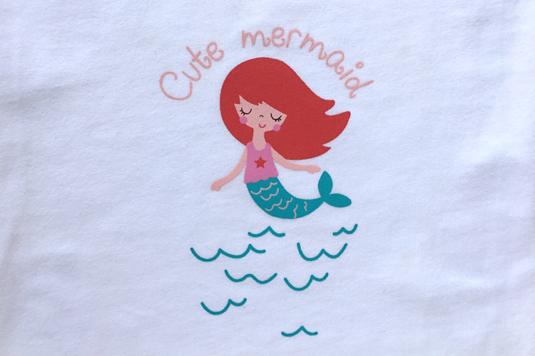 CUTE MERMAID