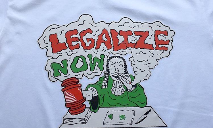 LEGALIZE NOW