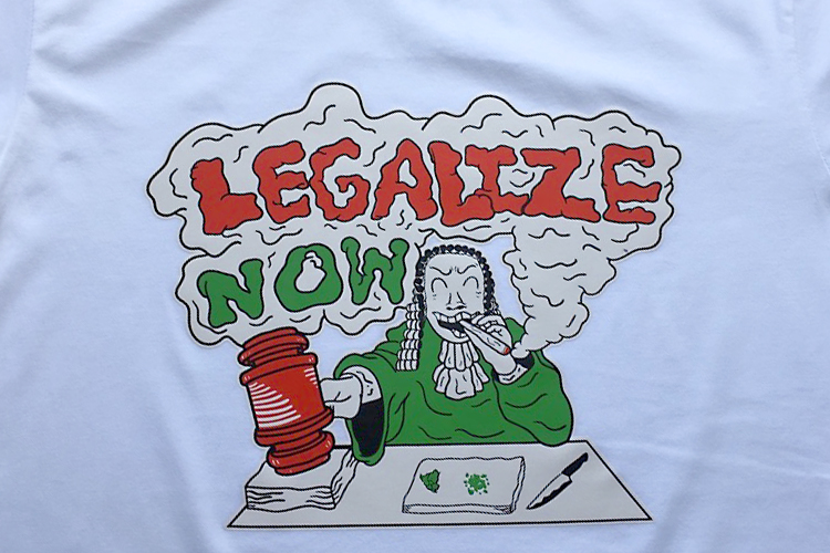 LEGALIZE NOW