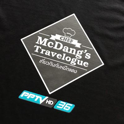 McDang's Travelogue