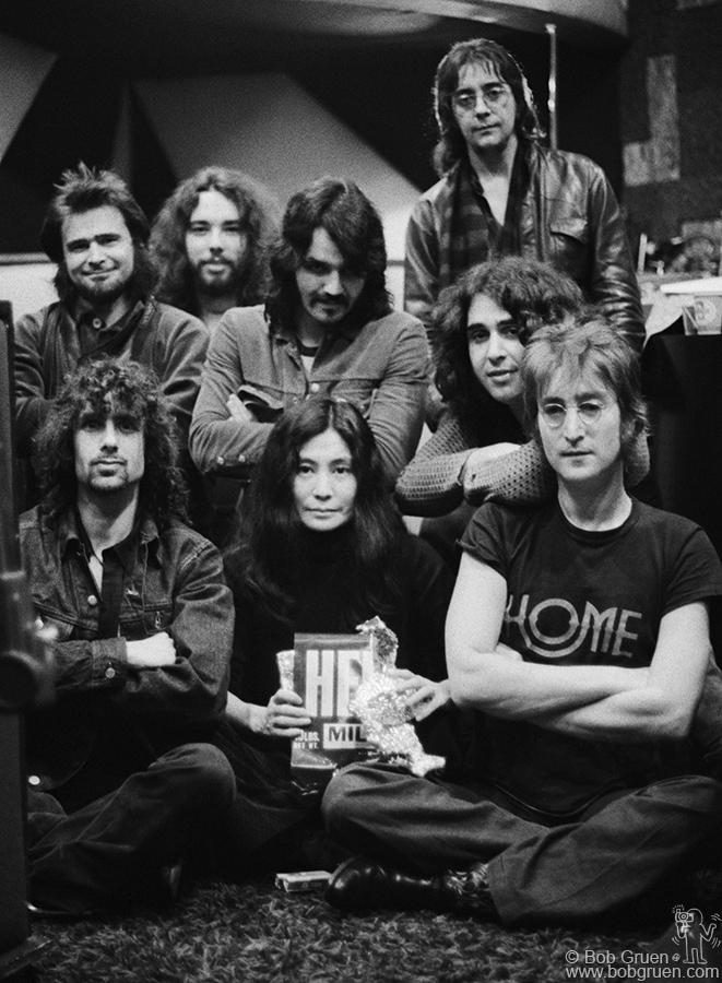 John Lennon - Home Tshirt 1972