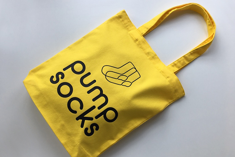 Tote Bag-Pumpsocks
