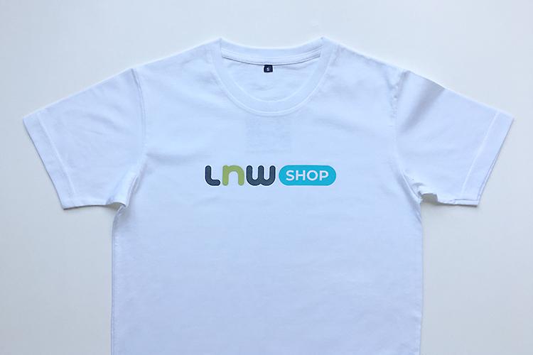 เสื้อยืด Staff - Lnwshop