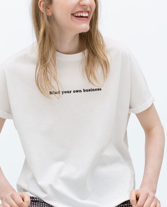 ไอเดียเสื้อยืดคำคม เสื้อยืดคำกวนๆ